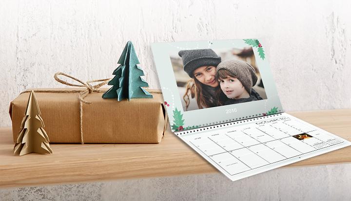 calendari personalizzati con le tue foto