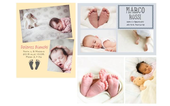 Stampe foto Collage
