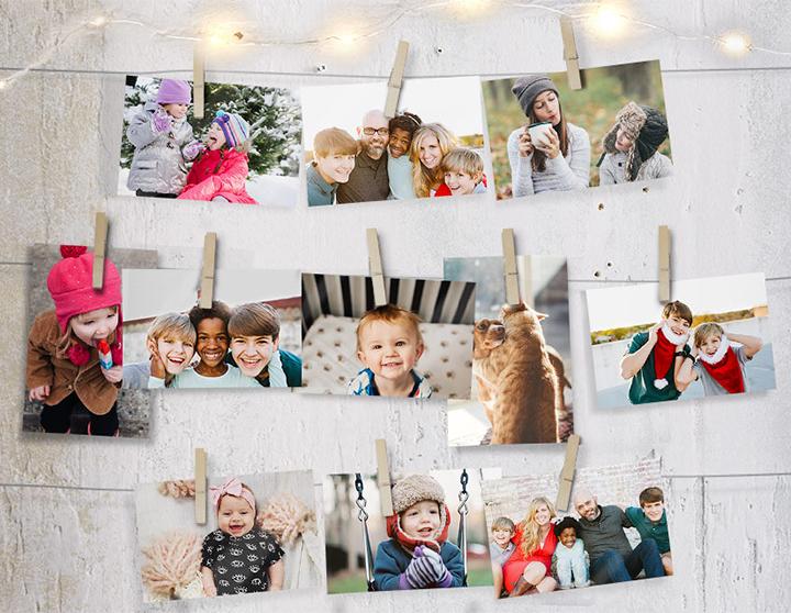 stampa foto online e crea un fantastico oggetto d'arredamento