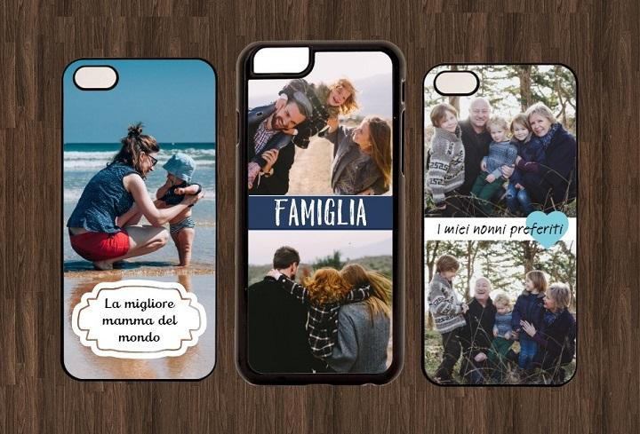 Cover personalizzate con le tue foto preferite