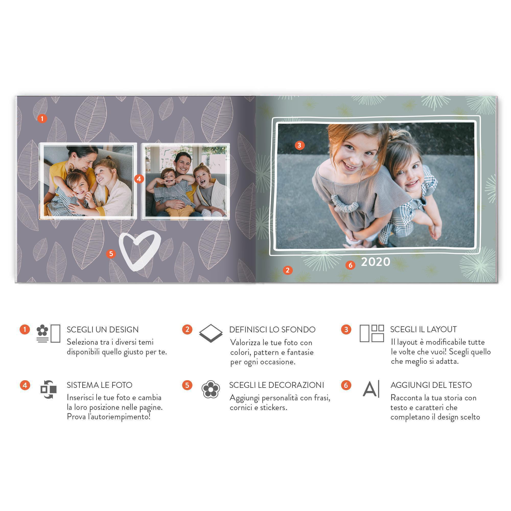 FotoLibro, FotoLibri, album fotografici, album, fotolibro, Snapfish